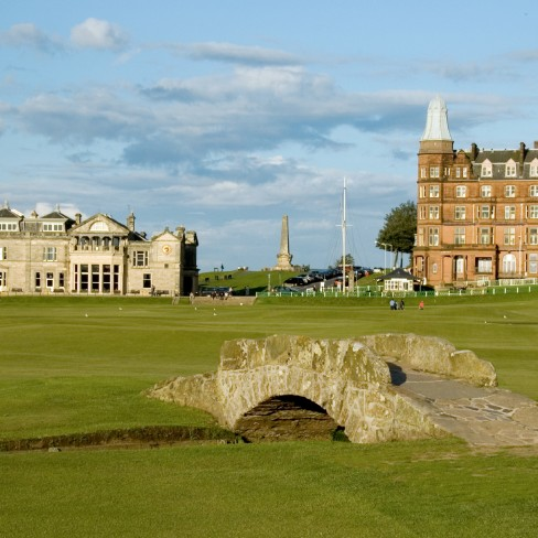 THE ST ANDREWS GOLF CLUB